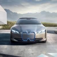 BMW i Vision Dynamics concept unveiled