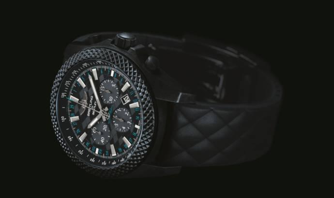 Bentley GT Dark Sapphire Edition watch