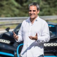 Bugatti Chiron did the 0 - 400 - 0 km/h run in just 42 seconds
