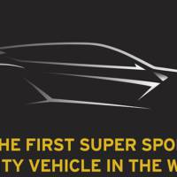 First video teaser for the upcoming Lamborghini Urus