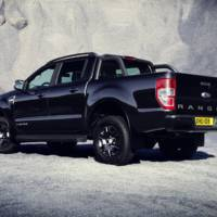 Ford Ranger Black Edition - Only for Europe