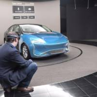 Ford uses Augmented Reality to design cars