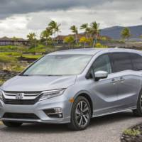 Honda Odyssey earns 5 NCAP stars in US