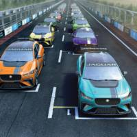 Jaguar I-Pace eTrophy competition announced