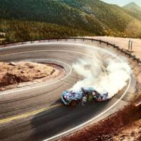 Ken Block tackles Pikes Peak with 1.400 HP old Mustang