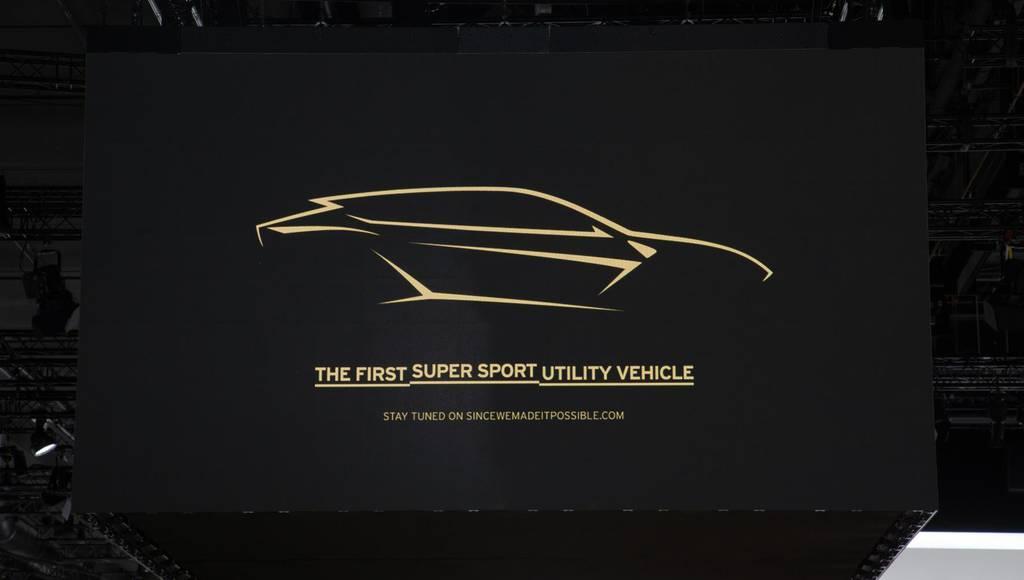 Lamborghini to launch Urus SUV in December