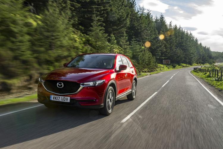 Mazda CX-5 receives new pack of accessories
