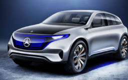 Mercedes-Benz EQ SUV will be built in Alabama