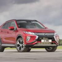 Mitsubishi Eclipse Cross UK pricing announced