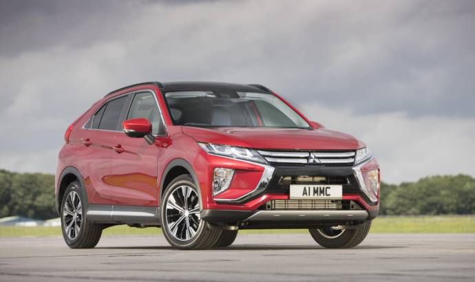 Mitsubishi Eclipse Cross UK pricing announced