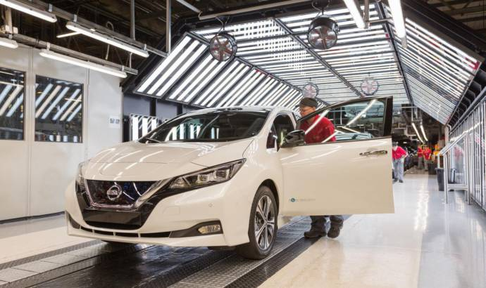 Nissan reaches record 150 million units production