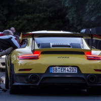Porsche 911 GT2 RS is the new Nurburgring King