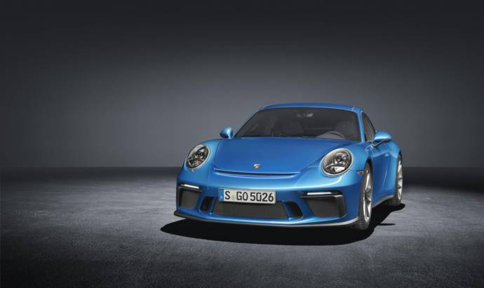Porsche 911 GT3 receives Touring Package treatment