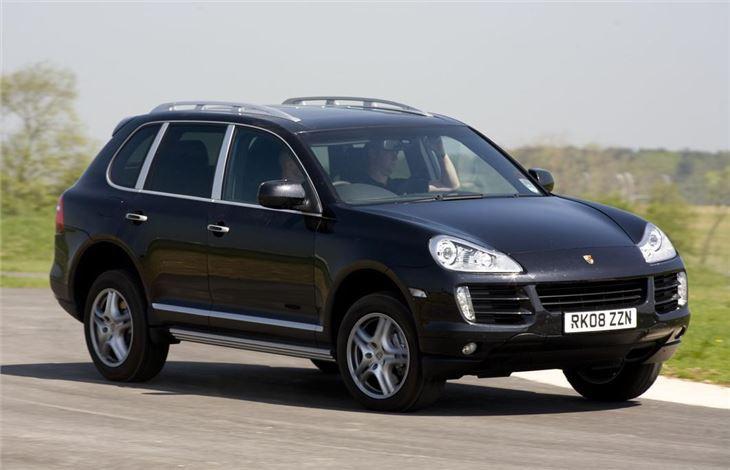 Porsche issues recall for 2003-2006 Cayenne
