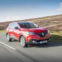 Renault Kadjar receives new engine and transmission in UK