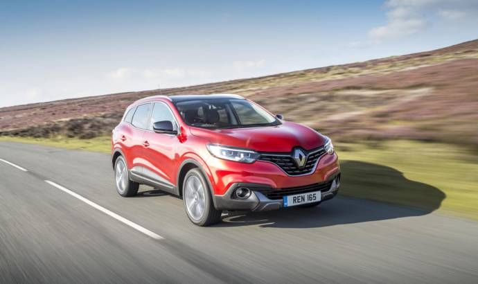 Renault Kadjar receives new engine and transmission in UK