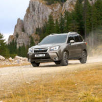Subaru Forester offered with EyeSight as standard