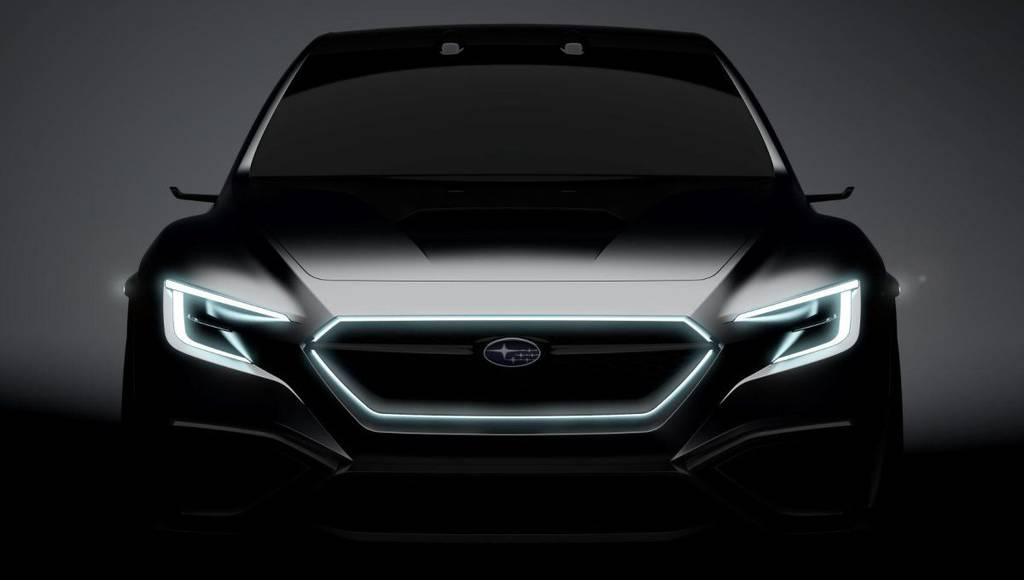 Subaru premiere for the 2017 Tokyo Motor Show