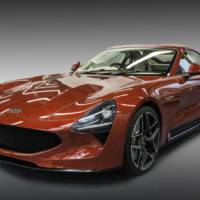 TVR Griffith marks the return of the UK-brand