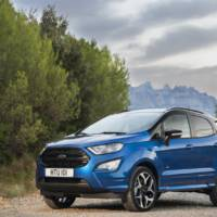 The new Ford EcoSport is here. The car will be showcased in Frankfurt