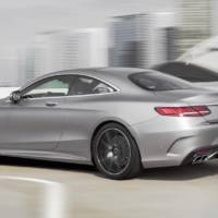 These are the new Mercedes-Benz S-Class Coupe and S-Class Cabrio facelift