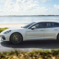 This is the most powerful break in the world - Porsche Panamera Turbo S E-Hybrid Sport Turismo
