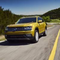 Volkswagen Atlas receives top score from NHTSA