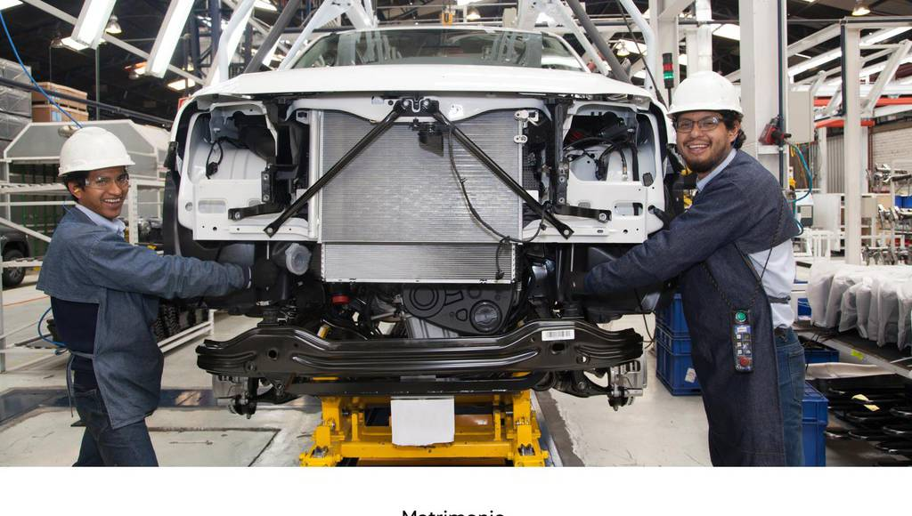 Volkswagen started Amarok production in Ecuador
