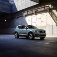 Volvo XC40 officially enters small SUV market