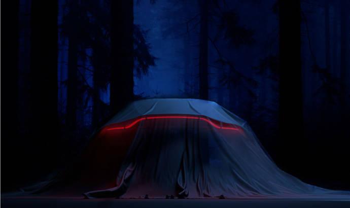 2018 Aston Martin Vantage V8 - first teaser picture