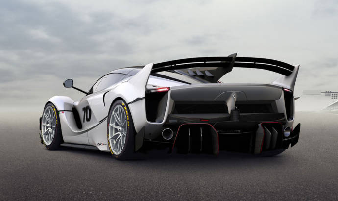 2018 Ferrari FXX K Evo is here - official pictures and details