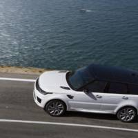 2018 Range Rover Sport facelift is here and it has a PHEV version