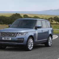 2018 Range Rover updates announced
