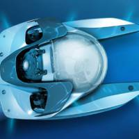 Aston Martin Project Neptune is a submersible vehicle