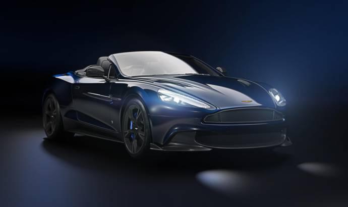 Aston Martin unveils the Volante Tom Brady Signature Edition