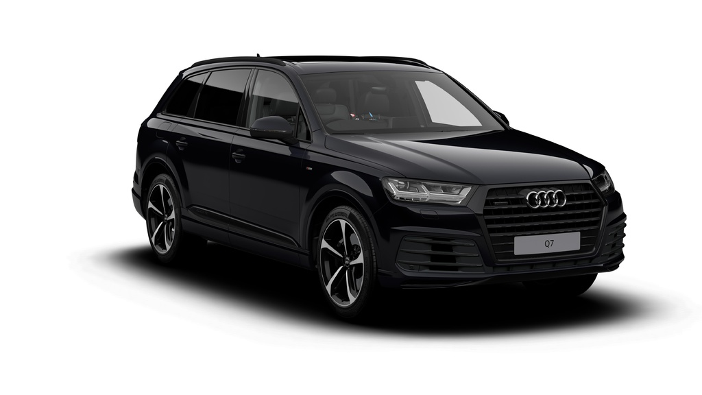 Audi Q7 Black Edition available in UK