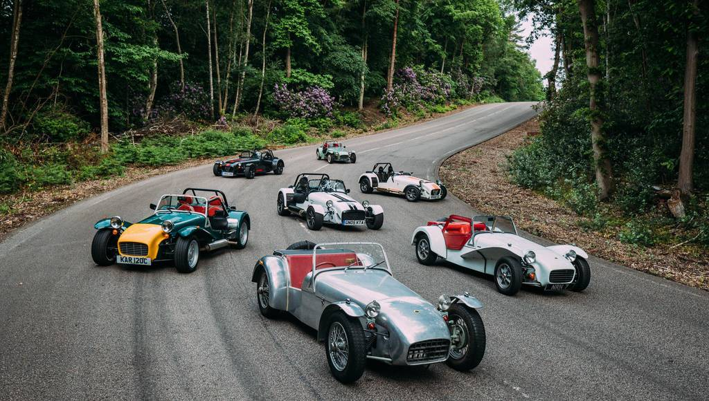 Caterham reaches record sales in 2017