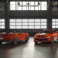 Chevrolet Camaro Hot Wheels Edition launched