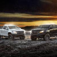 Chevrolet Colorado ZR2 receives new special editions