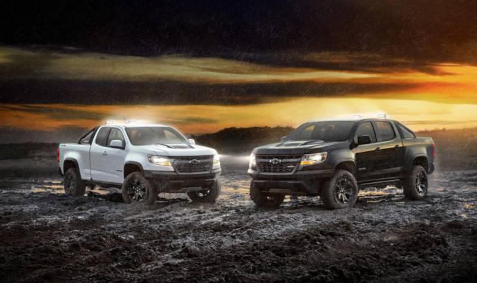 Chevrolet Colorado ZR2 receives new special editions