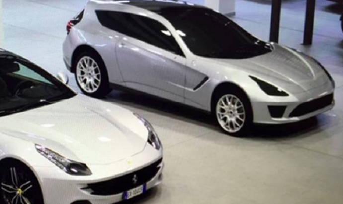 Ferrari confirms an SUV