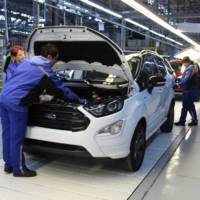Ford Ecosport European production started in Romania