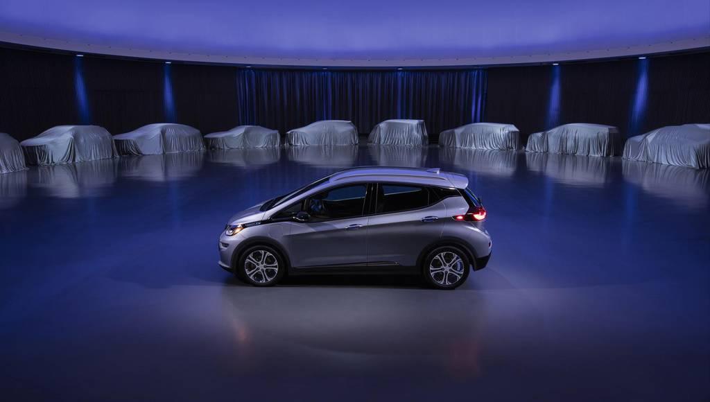 GM outlines its zero-emissions plans