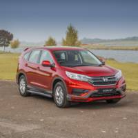 Honda CR-V S Plus special edition available in UK