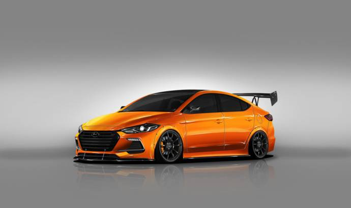 Hyundai BTR Edition Elantra Sport to be unveiled in SEMA
