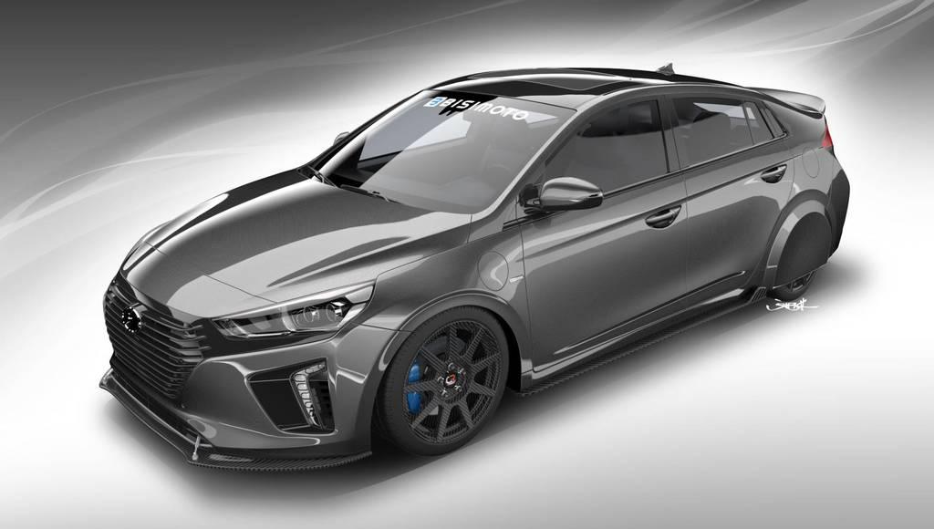 Hyundai Hypereconiq Ioniq concept scheduled for SEMA Las Vegas