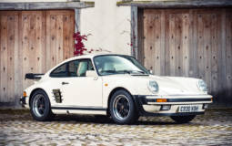 Judas Priest Porsche 911 Turbo SE up for auction