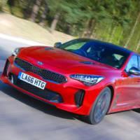 Kia Stinger UK pricing announced