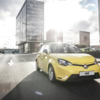 MG reaches 10.000 UK sales