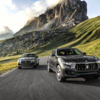 Maserati Levante S available in UK